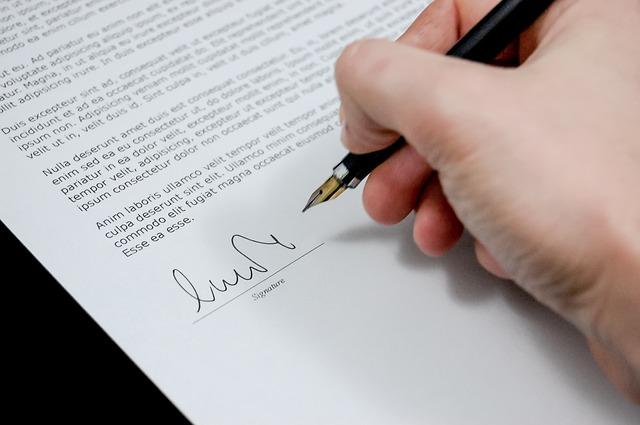 umowa przedwstepna kupna samochodu