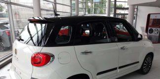 Fiat 500 L City Cross: auto dla pewnych siebie