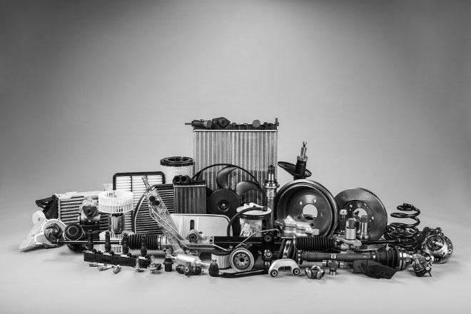 Oryginalne części samochodowe z ASO
